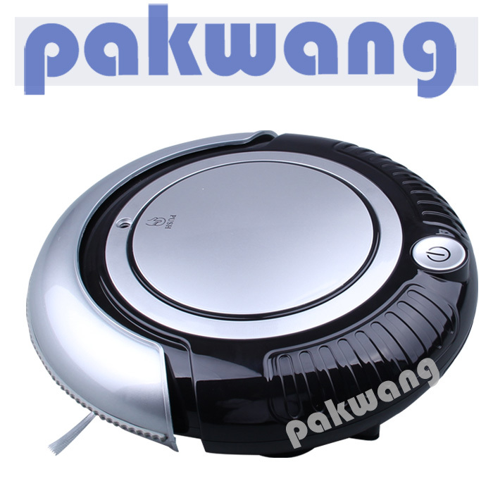 Auto robot vacuum cleaner Microfiber Robotic Mop Automatical Dust Cleaner,low noise,long working time(China (Mainland))