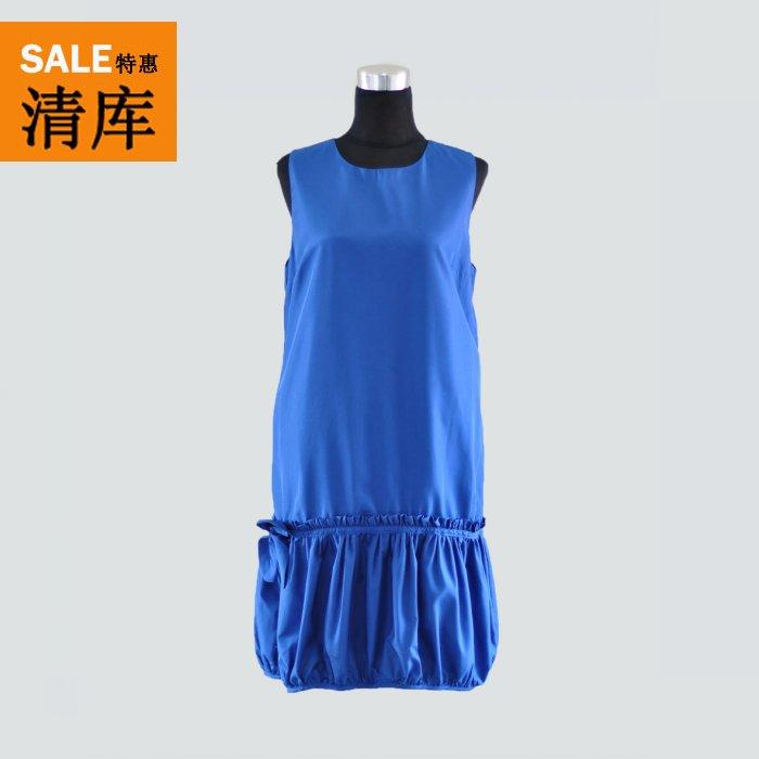 Cop.copine summer sleeveless lantern one-piece dress bayala 068343Одежда и ак�е��уары<br><br><br>Aliexpress