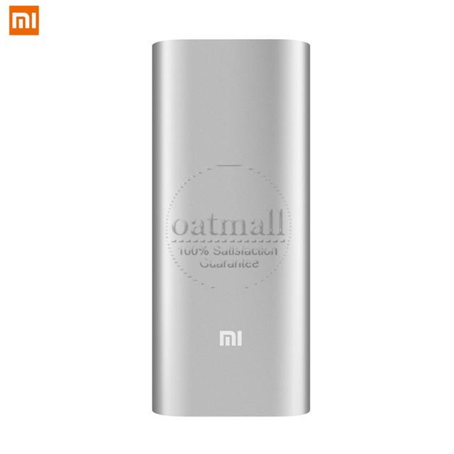 Xiaomi MI зарядное устройство 16000 мАч powerbank 18650 зарядное устройство портативный внешний аккумулятор для мобильного телефона xiomi xaomi poverbank