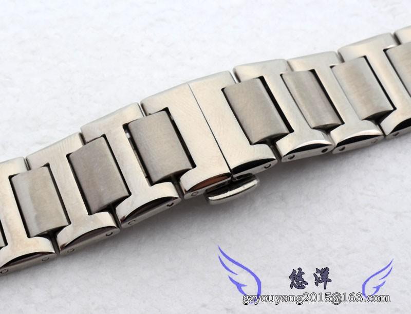 Браслет из нержавеющей стали ремешок альтернативные карты ввс мужской крюк стали с 24 мм часы аксессуары