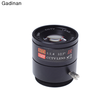 Buy Gadinan IR 1/2.5 Inch 1080P F1.4 3MP 8mm Fixed CS Mount Mega Lens HD CCTV Lens IP Camera for $4.83 in AliExpress store