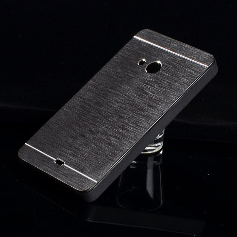 Hard Aluminum Metal + Plastic Phone Cases Back Cover B568 A-in Phone ...