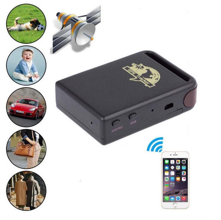 Hot sale Mini GPS/GSM/GPRS Car Vehicle Tracker High Quality TK102B Realtime Tracking Device Person(China (Mainland))