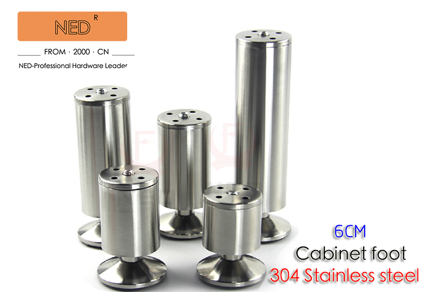 Furniture Legs Stainless Steel high quality cabinets legs stainless-buy cheap cabinets legs
