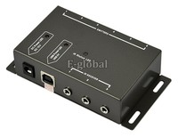 Promotions!! IR Repeater System Kit Infrared Remote Extender 8 Emitters 1 Receiver Wholesale &Retail Free Shipping TK 24