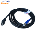 Auto Diesel Heavy Duty Truck Diagnostic Tools 3 Meter Connector Cables for NEXIQ 125032 USB Link