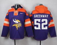 Minnesota Viking,Teddy Bridgewater Harrison Smith Adrian Peterson Kyle Rudolph Patterson Sweater hoodies any name any number(China (Mainland))