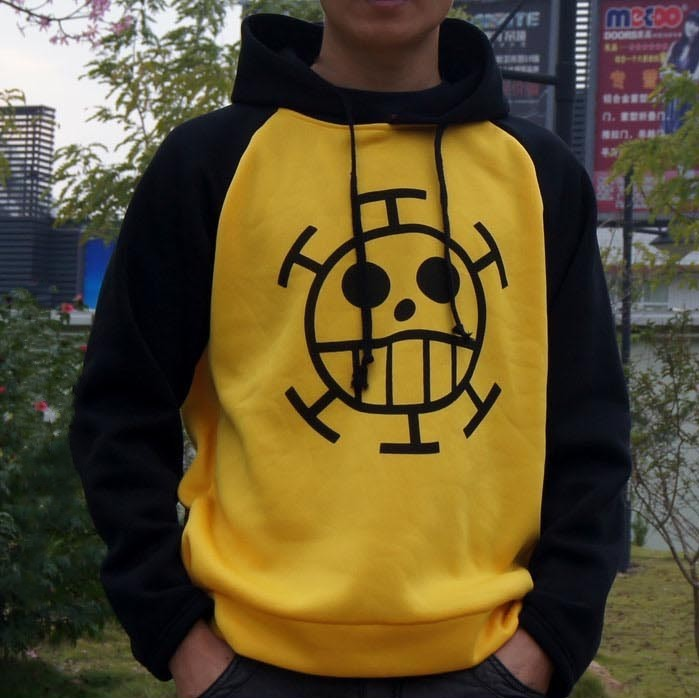 Hot sale One Piece Trafalgar Law Hoodie Jacket coat Cosplay Costumes  Halloween Costume Daily clothesОдежда и ак�е��уары<br><br><br>Aliexpress