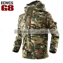 Multicam hunting clothes,us army military ECWCS+free shipping(China (Mainland))
