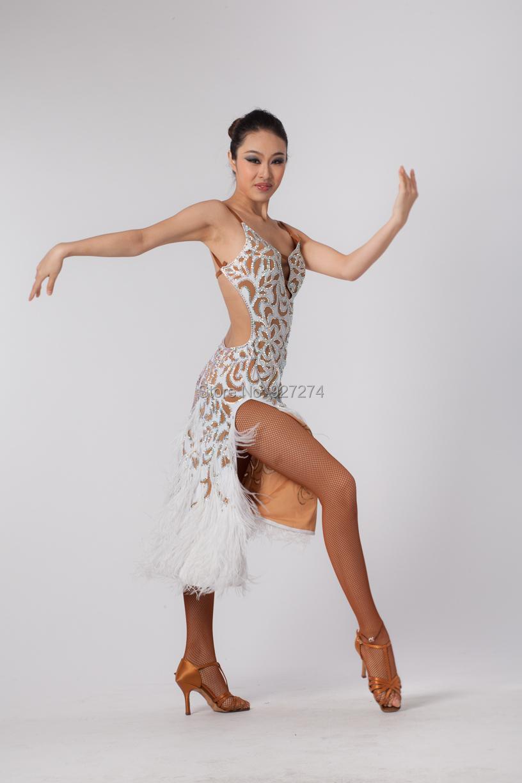 Latin Dance Dress Professional Latin Dress Samba Dance ...
