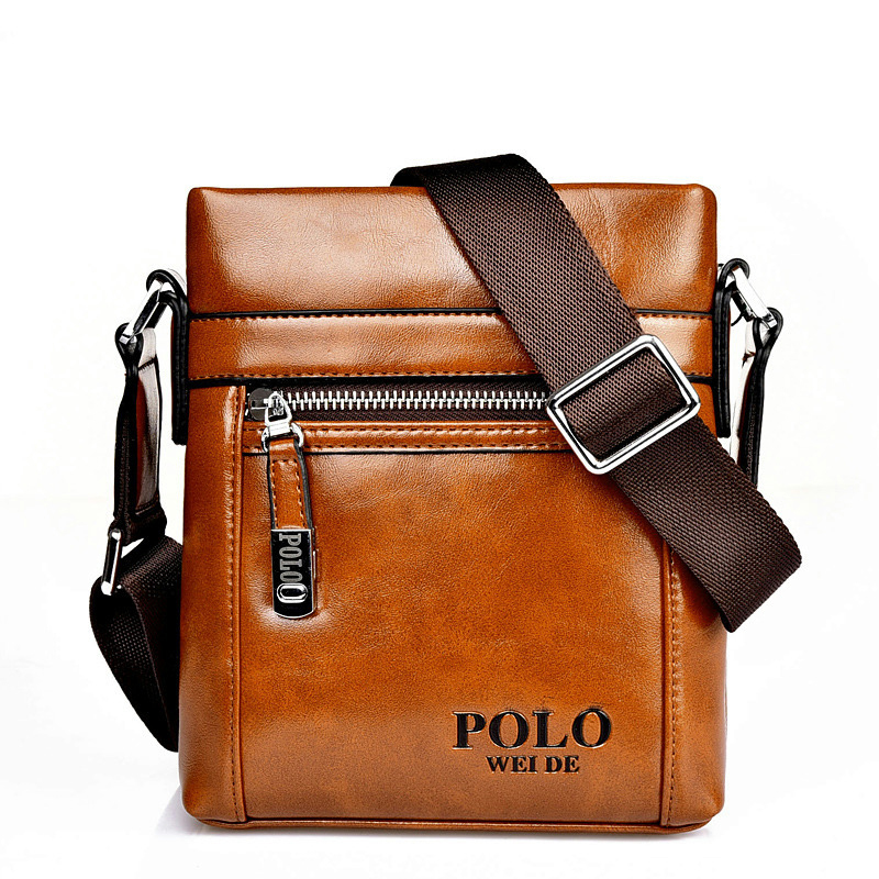 Awen-hot sell famous brand design leather men bag,casual business leather mens messenger bag,vintage fashion mens cross body bag(China (Mainland))