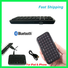 Mini Wireless Bluetooth Keyboard for iPhone Mac PS3 PlayStation 3 Ipod touch(China (Mainland))