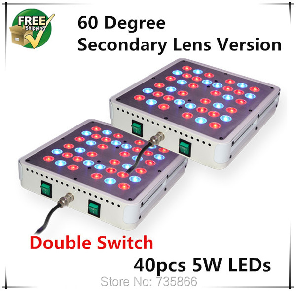 20% Big Discount for Growing Lights 2014 Summer Newest Apollo4S 140W AC110-240V 5W High Power LED DHl Freeship LED Grow Light<br><br>Aliexpress