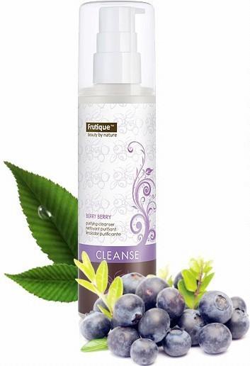 Frutique plum fruit clean cleaning gel 200ml antioxidant