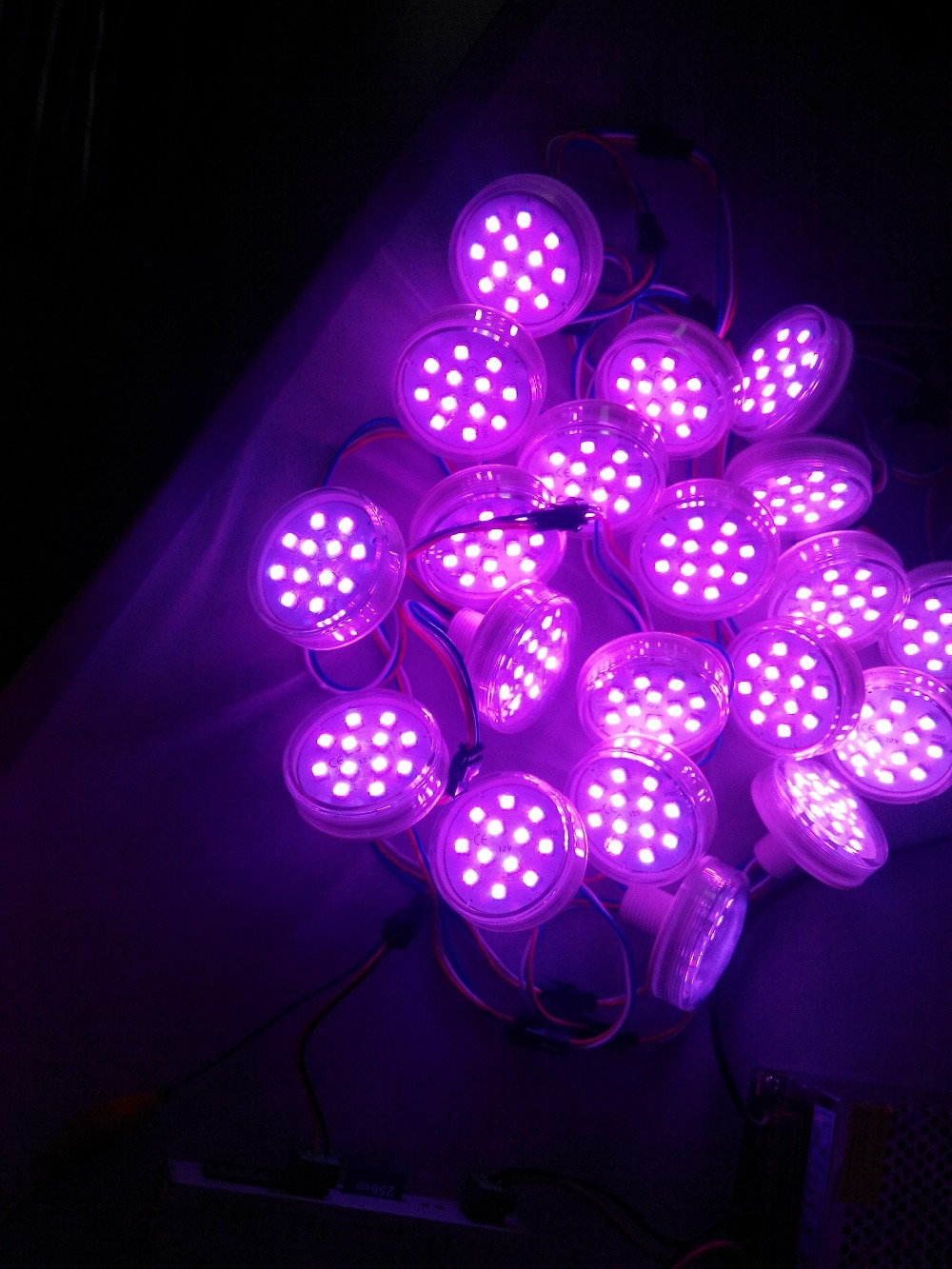 15050 SMD RGB LEDs UCS1903 IC,UCS1903 LED pixel point light, ,module string, DC12V input, - SCOTT Store store