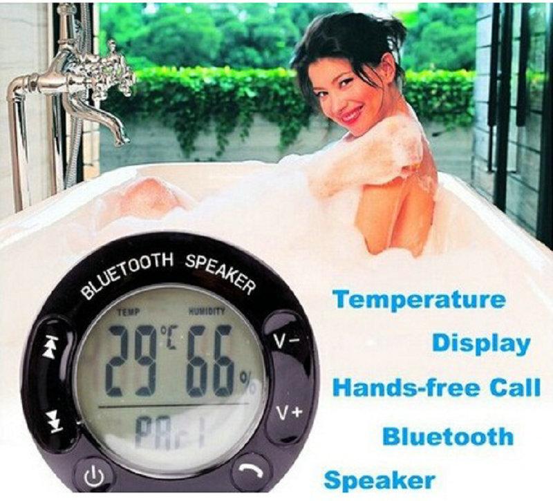 Douche radio promotion achetez des douche radio for Radio etanche salle de bain