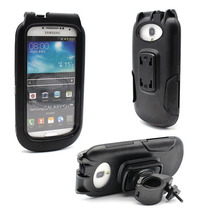 Bike for Galaxy s4 IPX8 Protective Phone Cases Motorcycle Bike Mount Holder for Samsung Galaxy S4 i9500