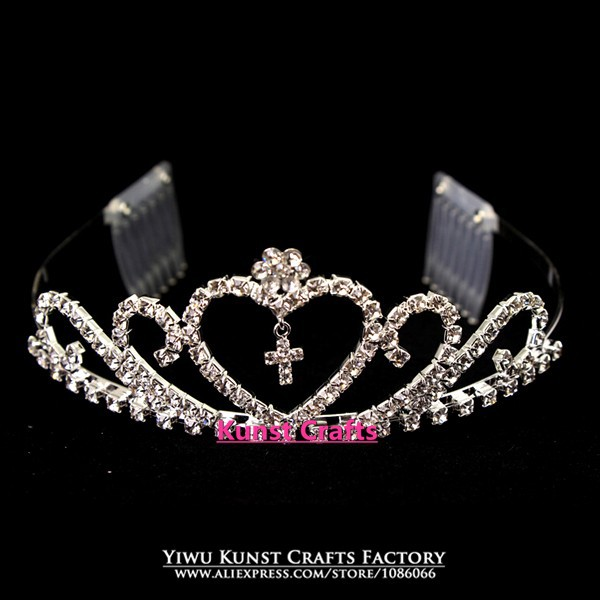 Beauty Bridal Present Bride Headwear Crowns Wedding Pageant Party Crown Tiara HG150(China (Mainland))