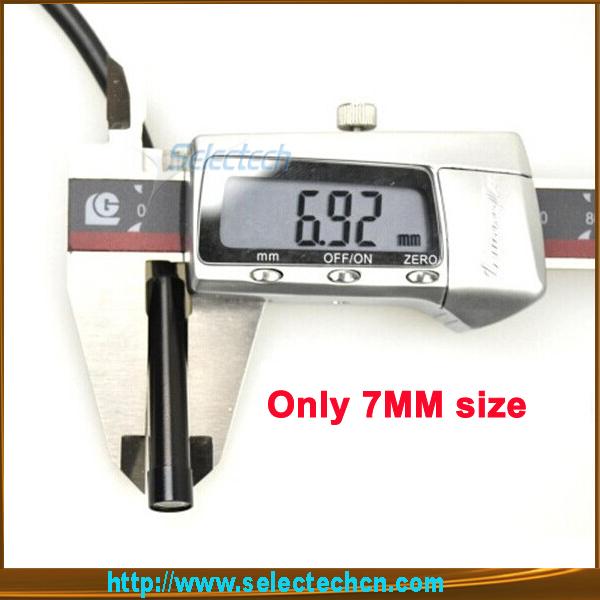 Andriod 7mm 3.5M Endoscope 6 LED IP66 Waterproof driver electronic usb microscope camera SE-U7-3.5(China (Mainland))