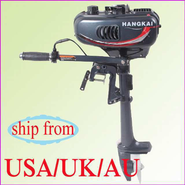 2hp Boat Engine Outboard Motor Water Cooling Two Stroke