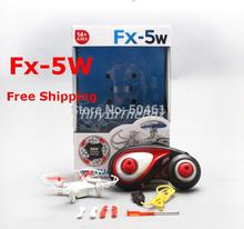 2015 Fineco FX-5W GYRO 2.4G 5CH 6-Axis Mini RC Helicopter & Quadcopter Quad Copter RTF