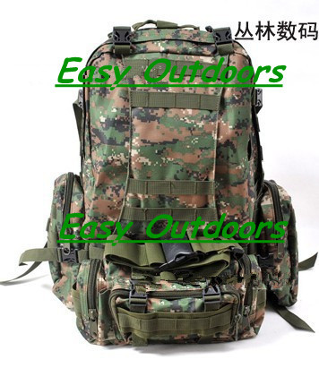2015 UDARNIK Camping Bags Waterproof Molle Backpack Military 3P Tad Tactical Assault Travel Bag Men Cordura 38L - Easy Outdoors store