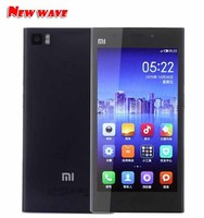 Original Xiaomi MI3 M3 Cellphone Wcdma 5 inch IPS 1080P  8274AB 13Mp Android 4.4 Classic Model Miui V6 Extra gift