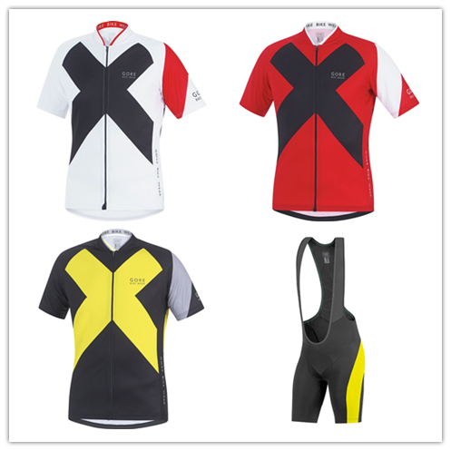 2015 new coming Gores cycling jersey for men mountain bike clothes 3d pad bib spring/summer style (maillot cilismo bicicleta)(China (Mainland))