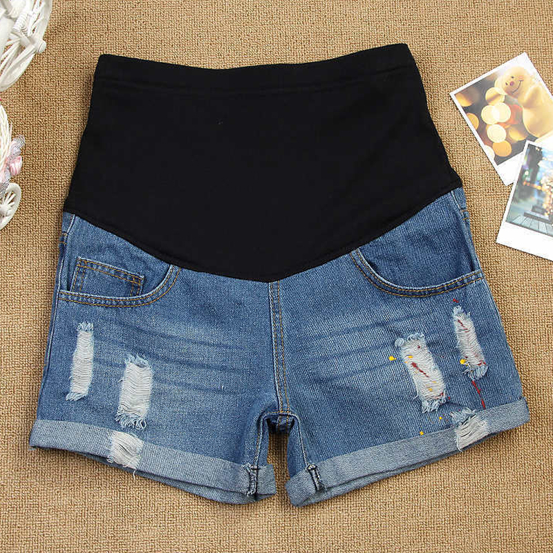 Online Buy Wholesale short length maternity jeans from China short ...