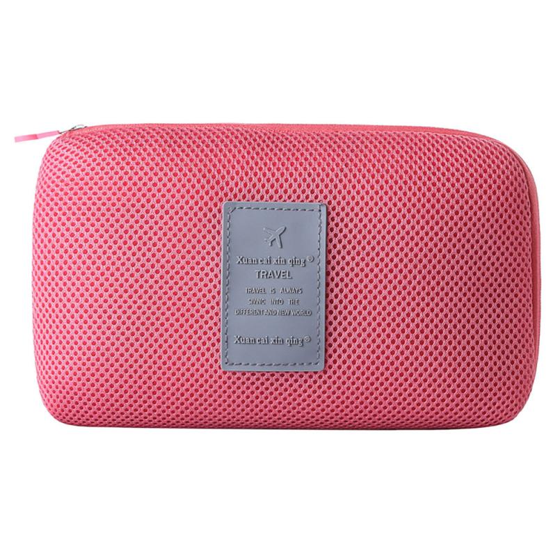 Excellent Quality Make up organizer bag Women Men Casual travel bag multifunctional Cosmetic Bags storage bag Handbag(China (Mainland))
