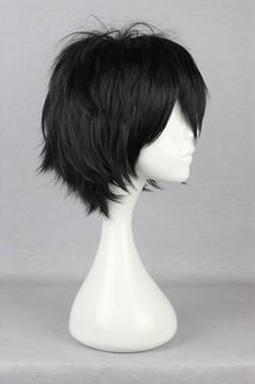 [Kagerou Project] 30cm Men Short Black Cosplay Wig