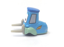 Pixar Cars 2 Guido 1:55 Scale Diecast Metal Alloy Model Brio Cute Toys Children Gifts - younger childhood Store store