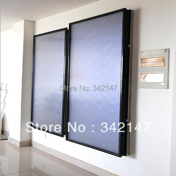solar water heater collector price in China with SRCC Solar Keymark CE CCC(China (Mainland))