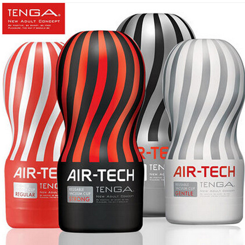 TENGA AIR-TECH men male masturbators Cup 4 versions Sex Toys For Men Pussy Vagina Anal Vaginal Oral Sex Masurbation Cup sex toys(China (Mainland))