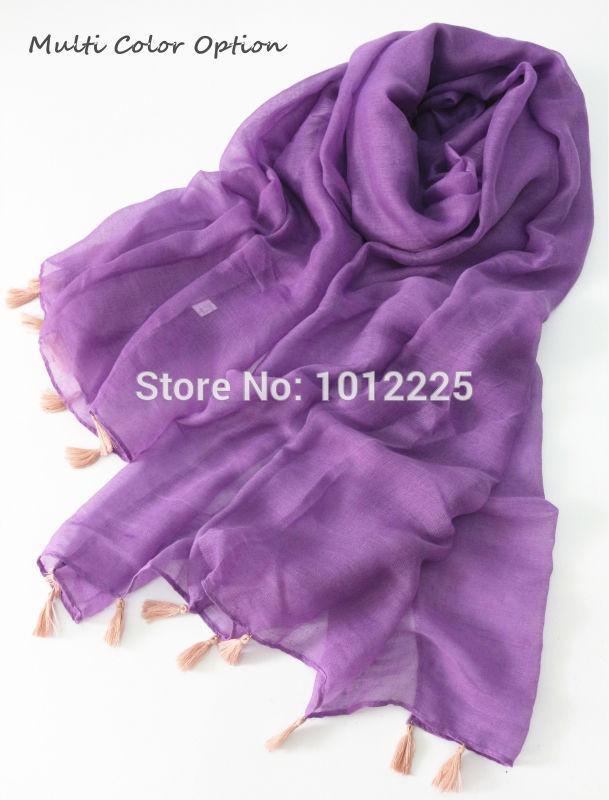 2015 Viscose thin soft close skin comfortable 8colours plain tassel solid Classic boutique Islamic headscarf fall autunm scarfs(China (Mainland))