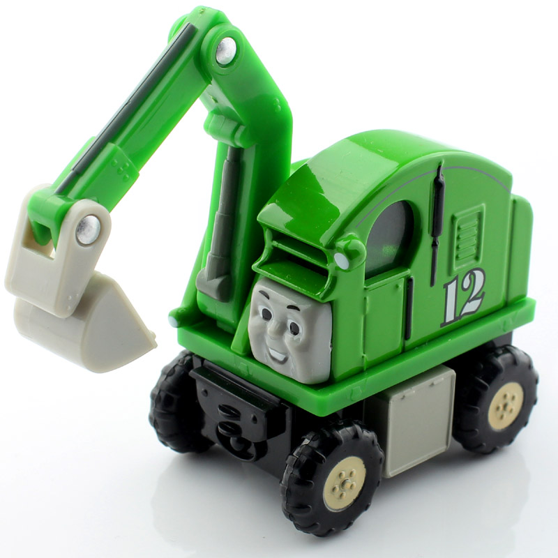 ALIFE children's Thomas and friends trains rare mini figure the tanks engine crane tomas cars diecast models train toys for kids(China (Mainland))