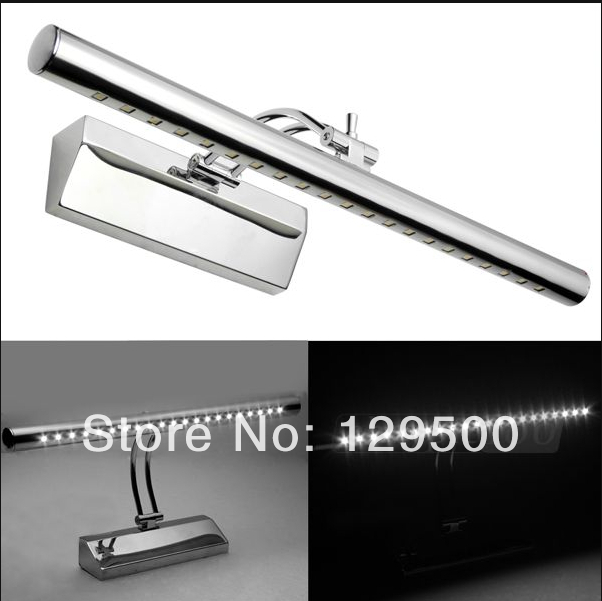 5W LED Mirror lights modern stainless steel led wall lamps or bathroom wall lamp mirror cabinet lamp 5w for home decoration(China (Mainland))