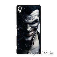 Buy Cool Batman Joker Cover Case Sony xperia Z Z1 Z2 Z3 Z4 Z5 Compact C C3 C4 C5 M2 M4 T2 T3 E4 X XA Performance for $3.79 in AliExpress store