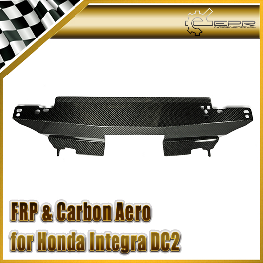 New  JDM Radiator Cooling Slam Panel  For  Honda DC2  Carbon Fiber Car Accessories Car Styling<br><br>Aliexpress