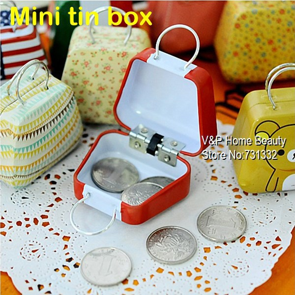 36 pcs/Lot Mini storage Rilakkuma Leopard Flowers design Tin Box jewelry organizer Coin bag decorative bag accessories gift 8722(China (Mainland))