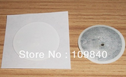 Free shipping NTAG203 NFC Sticker label for all NFC android phone<br><br>Aliexpress
