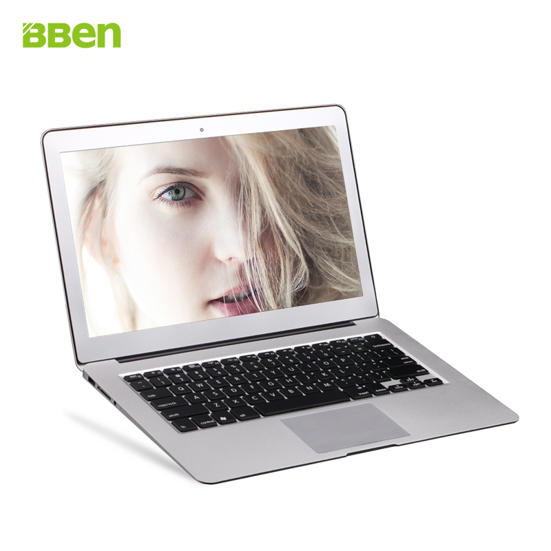 13.3 inch sliver gold color laptop netbook ultrabook windows 10 system i7 8gb 32gb notebook support wifi