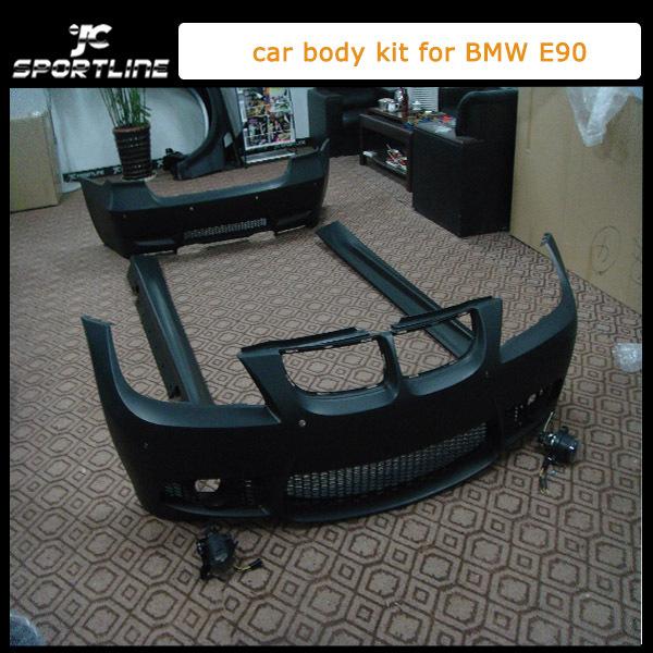Бампер JC Sportline PP E90 M3 BMW, E90 крышка двигателя jc sportline gt86 brz toyota
