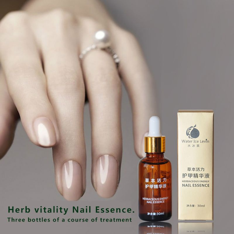 Nail Care Essence Liquid Cuticle Oil Anti Fungal Infection Finger Toe Nail Essence Liquid Nourishment Oil
