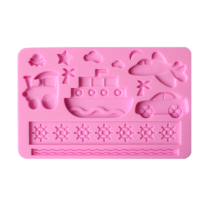 Car Molds For Cake Decorating : Christmas Cupcake Cakes Promotion-Shop for Promotional ...
