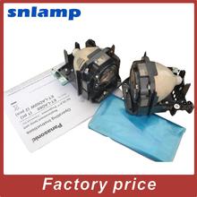 Original Projector lamp ET-LAD60 / ET-LAD60W  for PT-D5000 PT-D6000 PT-D6710 PT-DW6300 PT-DZ6700 PT-DZ6710E PT-DZ6700E(China (Mainland))