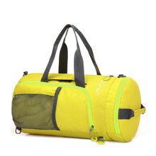 New Trend Fold Sport bags women 2015 Men and women On a business trip luggage bag