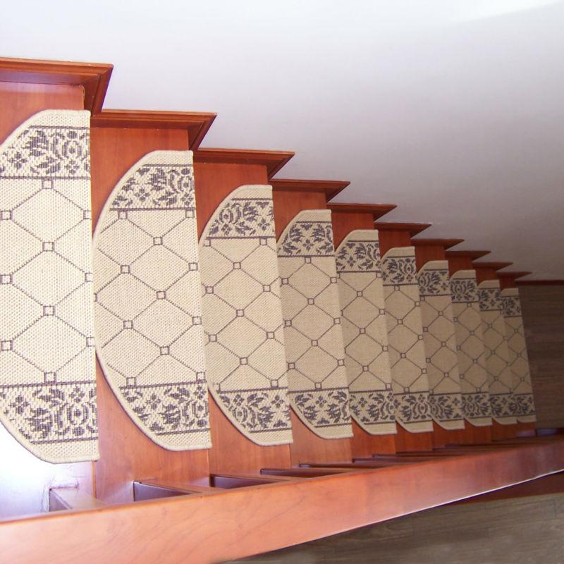 Hoge kwaliteit trap tapijt anti slip matten en vloerkleden voor trappen treden slip pad