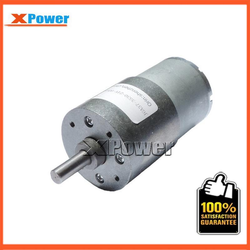 Wholesale Jga37 3530 6 666 Rpm 12v Mini Motor Dc 12v High