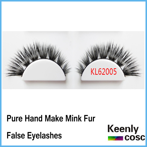 Fastest Shipping! Curl mink fur lashes individual mink lash extension bunch mink false eyelash winged extension 10 pairs/box<br><br>Aliexpress
